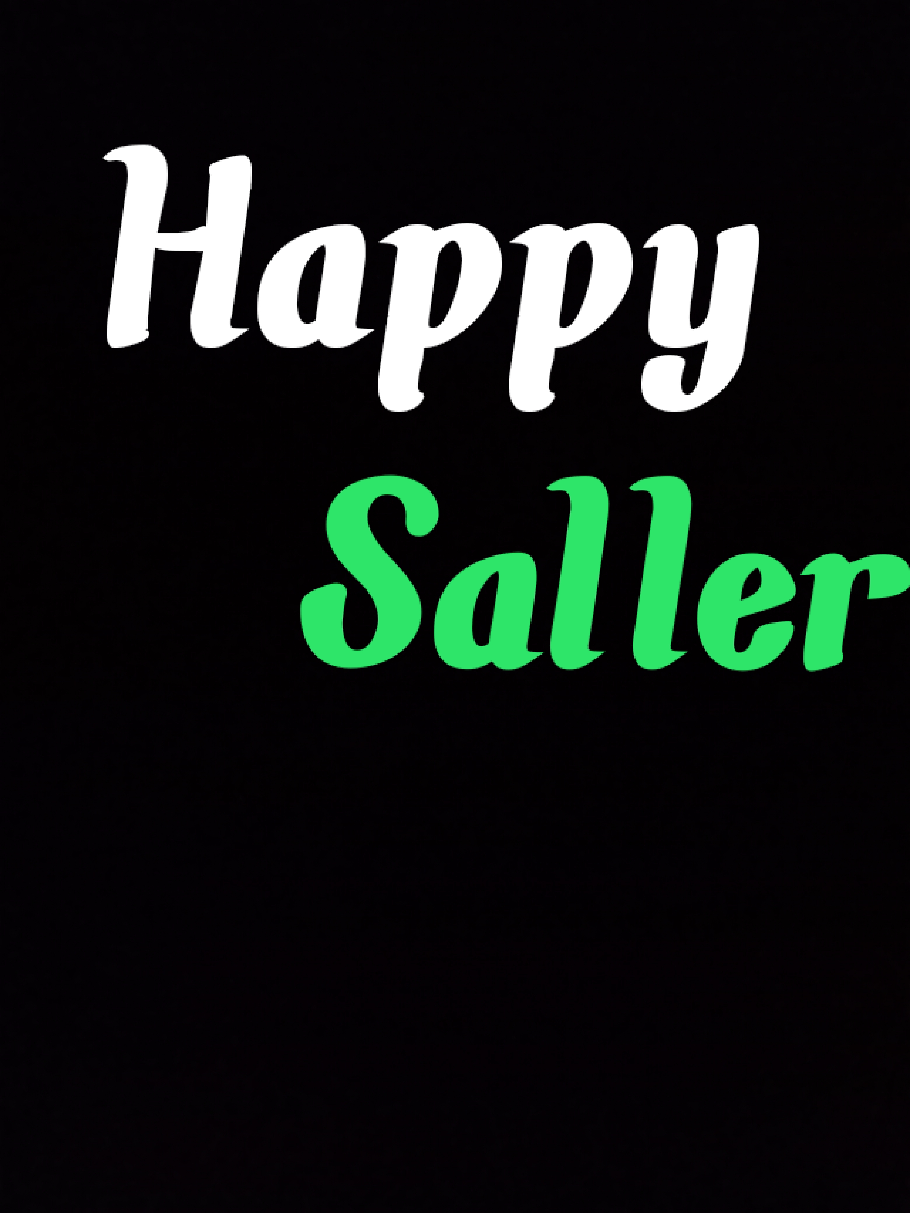 Happy Saller