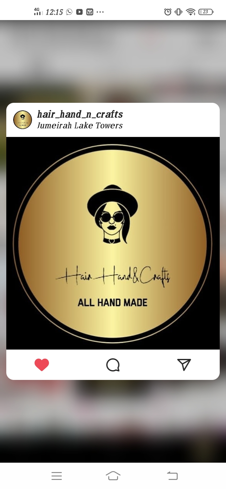 HairHand&Crafts